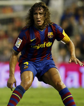 Puyol: No Excuses For Villarreal Draw