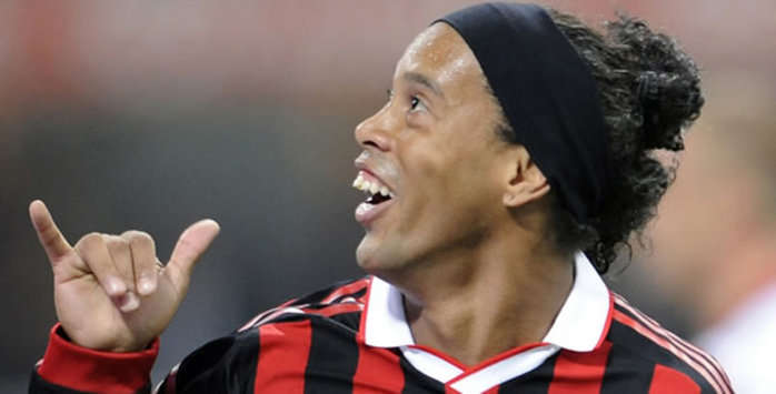 Ronaldinho: Milan Are Like Barcelona