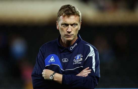 David Moyes, Everton (Getty Images)