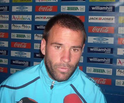 Apoño, mediocentro del Málaga (Goal.com)