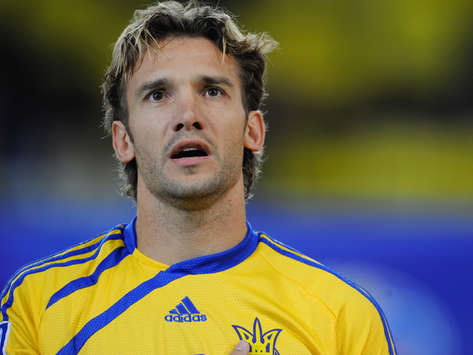 Ukraine Star Andriy Shevchenko To Retire From Professional Football After Euro 2012