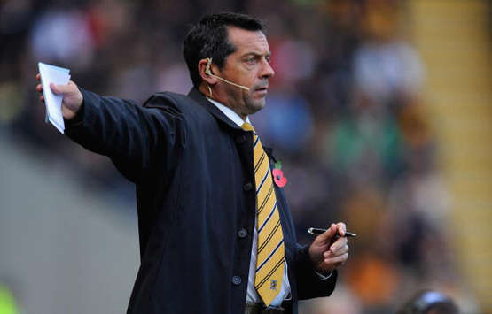 OFFICIAL: Hull City Manager Phil Brown 'Relieved Of Duties'
