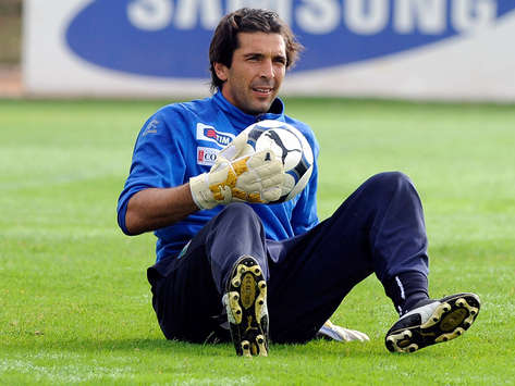 Gigi Buffon - Italy (Getty Images)