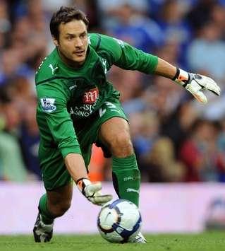 Carlo Cudicini, Tottenham Hotspur (Getty Images)