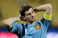 كاسياس : من المحزن أن نلعب في بطولة كبيرة ككأس العالم بهذه الكرة السيئة 60988_news