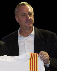 Johan Cruyff, Catalunya (MARCA)