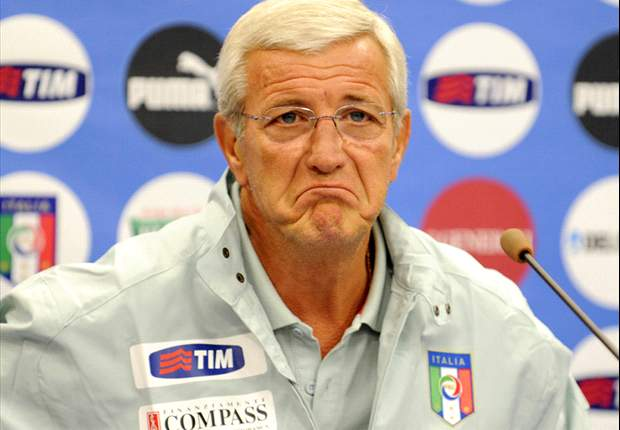 Italy Coach Marcello Lippi Delighted With Francesco Totti's Hat-Trick For Roma