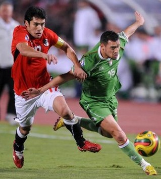 Exclusive: Shalabi On Egypt And Algeria