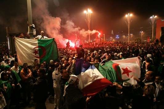 Algerian Fans