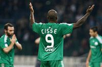 Greek Super League: Panathinaikos - Asteras  Tripolis / Cisse (INTIME)