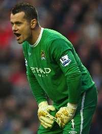 Shay Given - Manchester City (Getty Images)