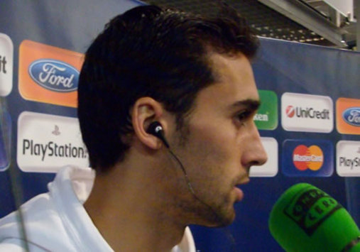 Real Madrid's Alvaro Arbeloa: A Five-Point Deficit Is Salvageable