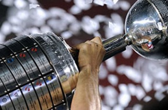 Estos son los grupos de la Copa Libertadores