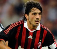 Rino Gattuso - Milan (Getty Images)