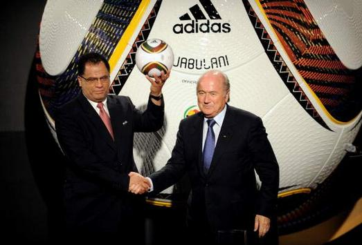 World Cup 2010: Danny Jordaan Welcomes New Year & Calls For Public Enthusiasm Ahead Of Tournament
