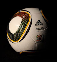 2010 FIFA World Cup Match Ball (Getty Images)