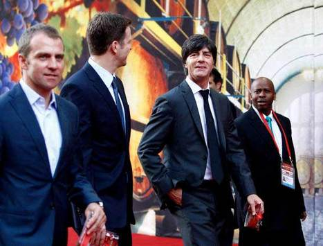 Joachim Loew Pleased With Germany's Attacking Chemistry