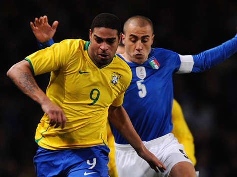 Brazil announce Italy friendly in March