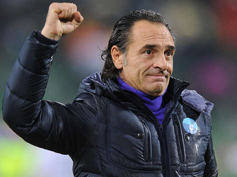 Fiorentina Coach Cesare Prandelli Wants To 'Write History' Against Bayern Munich