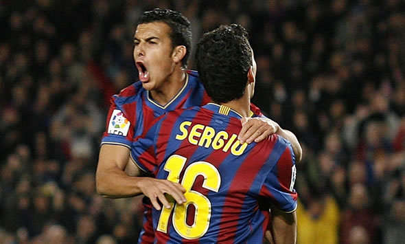 Bayern's Busquets, Pedro & Thiago? The starlets Guardiola will look to develop in Munich
