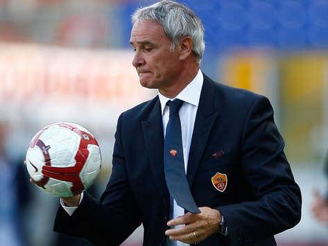 Only Inter Can Lose The Scudetto - Roma Coach Claudio Ranieri