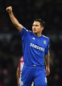EPL: Frank Lampard, West Ham United - Chelsea (Getty Images)