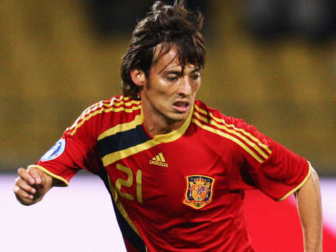 David Silva - Spain (Getty Images)