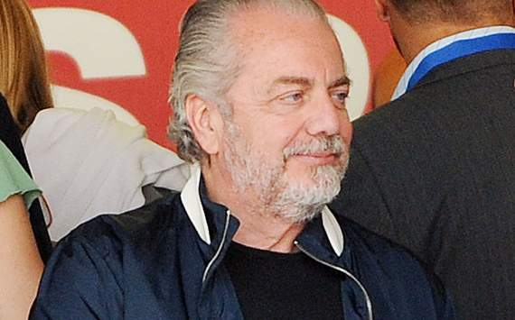 Napoli Patron Aurelio De Laurentiis Delighted With Win Over Roma