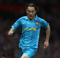Gabriel Milito, Barcelona (Getty Images)