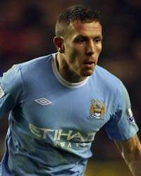 Craig Bellamy, Manchester City (Getty Images)