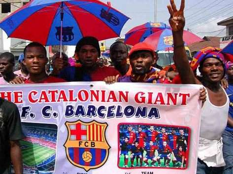 Nigerian fan dies after terror attacks on Jos football viewing centre during Barcelona-Chelsea game