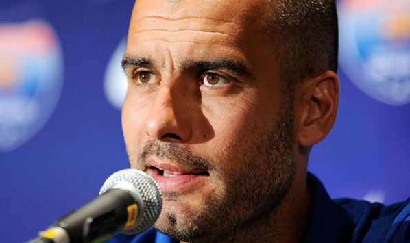 Barcelona's Pep Guardiola: It's Not Worth Signing Someone For One Month