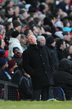 Manchester United Boss Sir Alex Ferguson Escapes FA Rap - Report
