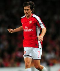 Tomas Rosicky - Arsenal (Getty Images)