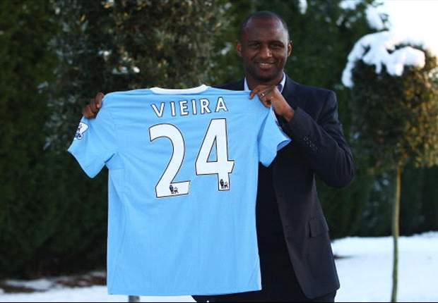 Vieira: Manchester City looking to dominate English football for 20 years