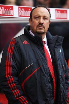 Juventus Agree Terms With Liverpool Manager Rafael Benitez - Report