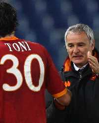 Toni & Ranieri - Roma (Getty Images)