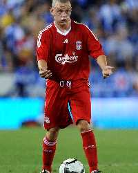 Jay Spearing, Liverpool (Getty Images)
