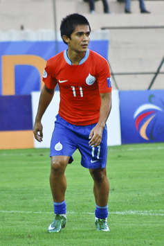 Sunil Chhetri Off To USA To Fulfill His Kansas Dream