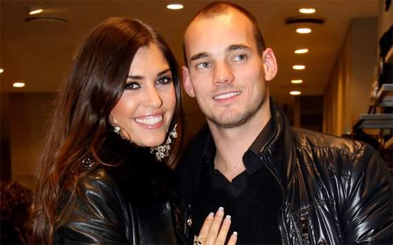 Yolanthe and husband W...