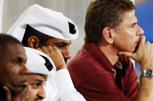 Qatar coach Paulo Autuori urges his side to quickly forget 4-1 loss to South Korea
