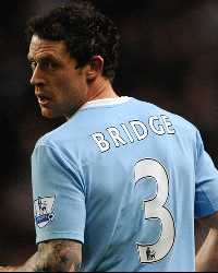 Wayne Bridge - Manchester City (Getty Images)