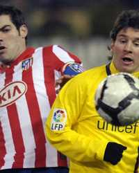 Antonio Lopez, Messi, Atletico Madrid, Barcelona (Getty Images)