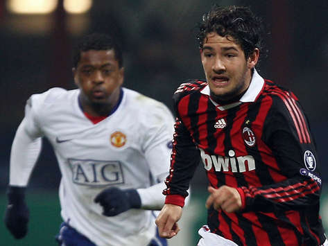 AC Milan Star Alexandre Pato Hints At Future Move To Chelsea