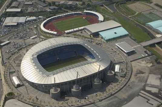 estadio de manchester city