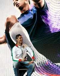 Cristiano Ronaldo (Charles Cielo)