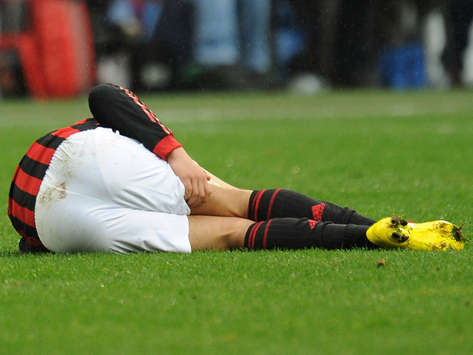 AC Milan Confirm Alexandre Pato Out For Seven To Ten Days