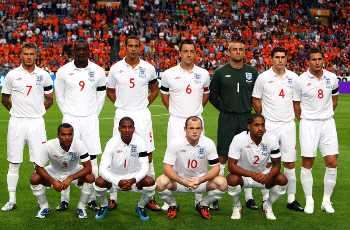 World Cup 2010: Provisional England Squad