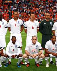 England national team (Getty Images)