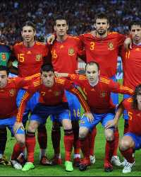 Spain national team (Getty Images)